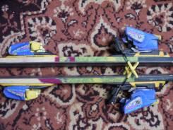 Крепления для горных лыж.