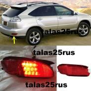 Стоп-сигнал. Lexus RX330 Lexus RX350, GSU35, GSU30 Lexus RX400h, MHU38 Toyota Harrier, GSU35, GSU36, MCU36W, GSU31, GSU30, GSU35W, GSU36W, MHU38, MCU3...