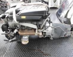Двигатель. Mercedes-Benz S-Class, W220