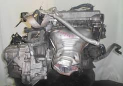 Двигатель с КПП, Toyota 1ZZ-FEAT FF алюминиевый коллектор