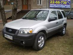 Ford Escape. автомат, 4wd, 2.3 (150 л.с.), бензин, 140 тыс. км