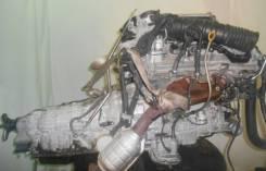 Двигатель с КПП, Toyota 2GR-FSE AT A760E-A02A FR GRS191