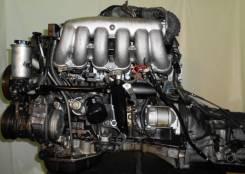 Двигатель с КПП, Toyota 2JZ-GE AT A340E JZS149 трамблер