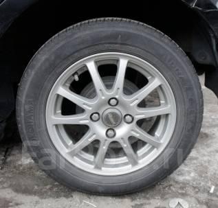 Комплект летних колес 175/65R14. 5.5x14 4x100.00 ET48