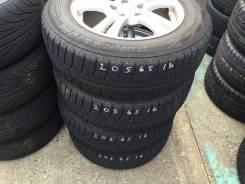 Bridgestone Blizzak Revo. Зимние, без шипов, 2014 год, износ: 10%, 4 шт