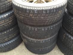 Bridgestone Blizzak Revo. Зимние, без шипов, 2012 год, износ: 10%, 4 шт