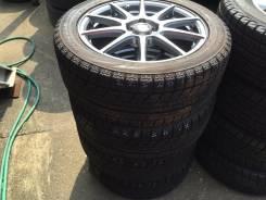 Bridgestone Blizzak VRX. Зимние, 2016 год, износ: 5%, 4 шт