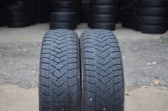 Dunlop SP Winter Sport. Зимние, без шипов, износ: 20%, 2 шт