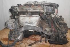 Двигатель с КПП, Toyota 4A-Fheat FF 4WD трамблер
