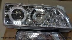 Фара. Toyota Corolla, CE104, CE102, CE100, AE109, EE101, EE103, CE102G, CE100G, CE101G, EE105, CE108G, EE107, EE108G, CE108, AE103, EE104G, AE101, CE1...