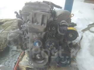 Двигатель. Toyota Estima Hybrid Двигатель 2AZFXE