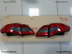 Стоп-сигнал. Toyota Corolla, NRE150, ZRE151 Двигатели: 1ZRFE, 1NRFE