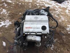 Двигатель в сборе. Toyota Kluger V, MCU25, MCU25W Toyota Harrier, MCU35W, MCU36W, MCU36, MCU35 Lexus RX300, MCU35 Двигатель 1MZFE