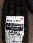 Kumho Ice Power KW21. Зимние, без шипов, 2016 год, без износа, 4 шт