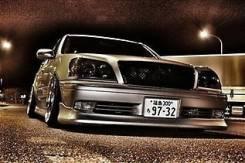 Губа. Toyota Crown, JZS173