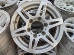 Литье Bridgestone R15 * 6 * 139.7 Б/У из Японии. 6.5x15, 6x139.70, ET25