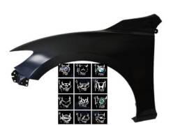 Крыло. Mazda Atenza, GGEP, GG3P, GYEW, GGES, GY3W, GG3S Mazda Mazda6, GG
