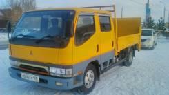 Mitsubishi Canter. Продаю широкий двухкабинный грузовик без пробега по РФ, 5 300 куб. см., 4 000 кг.