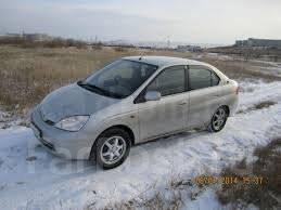 Аренда авто от 800 руб/сутки T. Prius. Без водителя