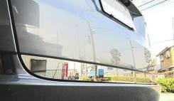 Накладка на дверь багажника. Honda Fit Shuttle, GG8, GG7