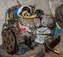 Двигатель. Toyota Hiace, LH166, LH176 Двигатель 5L