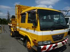 Nissan Condor. UD, 6 900 куб. см., 5 000 кг. Под заказ