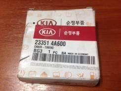 Успокоитель цепи ГРМ. Hyundai H350 Hyundai H1 Hyundai HD