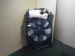 Радиатор охлаждения двигателя. Daihatsu Mira, L275V Двигатель KFVE