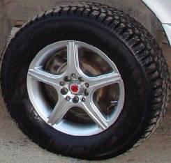 Комплект колёс Yokohama Ice Guard F700Z 215/70 R15 в сборе. 6.5x15 5x100.00, 5x114.30 ET-38 ЦО 73,1мм.