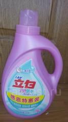 Жидкость для стирки белья 2 л. Гуанчжоу. Акция длится до 31 января