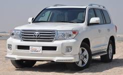 Губа. Toyota Land Cruiser. Под заказ
