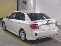 Полка в салон. Subaru Impreza, GE, GE7, GE6, GE3, GE2