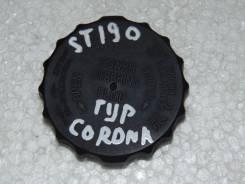 Крышка бачка гидравлического усилителя руля. Toyota Corona, ST191, ST190, ST195 Двигатели: 3SFE, 4SFE, 3SFE 4SFE