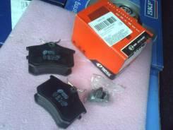 Тормозные колодки задние CITROEN Berlingo FORD Galaxy PEUGEOT 307 Partner Remsa 0263.05