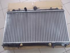 Радиатор охлаждения двигателя. Nissan: Bluebird Sylphy, Wingroad / AD Wagon, Sunny, Primera, Almera, AD, Wingroad Двигатели: QG18DE, QR20DD, QG15DE, Q...
