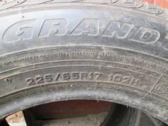 Dunlop Grandtrek PT3. Летние, 2014 год, износ: 5%, 2 шт