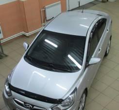 Крыша. Hyundai Solaris