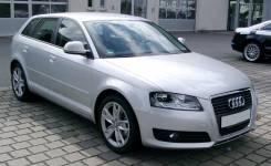 Audi A3. 8PA, 1 6 BSE