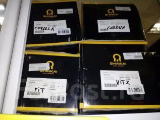 Амортизатор. Honda Jazz Honda Fit, LA-GD1 Двигатели: L13A2, L13A5, L15A1, L12A1, L13A1, L13A