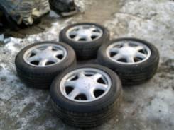 Toyota. 6.5/7.5x16, 5x114.30, ET50/55