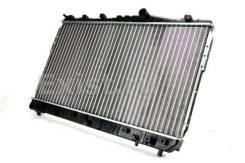 Радиатор охлаждения двигателя. Daewoo Nubira Daewoo Lacetti Chevrolet Lacetti, J200