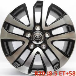 Toyota. 8.5x20, 5x150.00, ET58, ЦО 110,1мм.