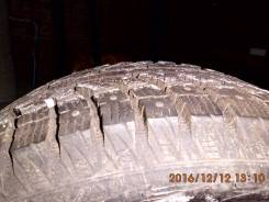 Hankook Winter i*Pike RW11. Зимние, шипованные, 2015 год, без износа, 4 шт