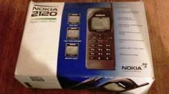 Культовый сотовый телефон Nokia 2120