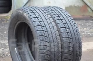 Michelin Alpin A3. Зимние, без шипов, износ: 20%, 2 шт