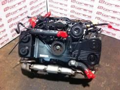 Двигатель в сборе. Subaru Legacy, BP5 Двигатель EJ206