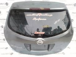 Дверь багажника. Nissan Murano, Z50