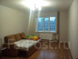 1-комнатная, улица Карла Маркса 144а. Железнодорожный, агентство, 42 кв.м.