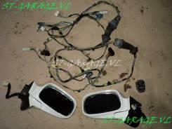 Зеркало заднего вида боковое. Toyota Celica, ZZT230, ZZT231