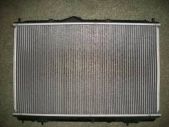 Радиатор охлаждения двигателя. Mitsubishi Outlander